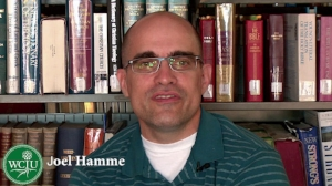 Joel Hamme is Associate Professor of Biblical and Ancient Near Eastern studies at William Carey International University. His main research concerns the Psalms and Genesis in their larger contemporary cultural milieu.