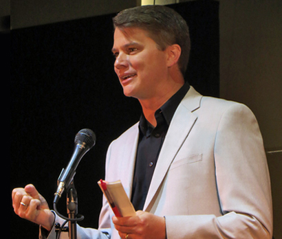 Brian Lowther serves as the Director of the  Roberta Winter Institute  and is also the interim pastor for University Baptist Church in Palm Desert, California.