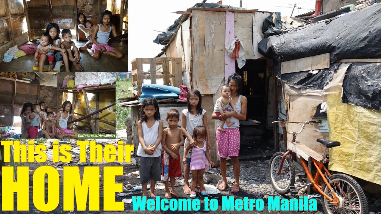 It is alarming that about one-fifth of the population in the Philippines is still living under the poverty line.