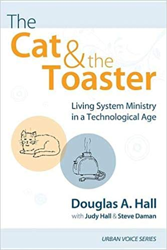 The Halls book is available on https://www.amazon.com/The-Cat-Toaster-Ministry-Technological/dp/1608992705.