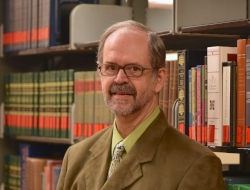 Timothy Skinner, MLS, is the reference librarian for William Carey International University.