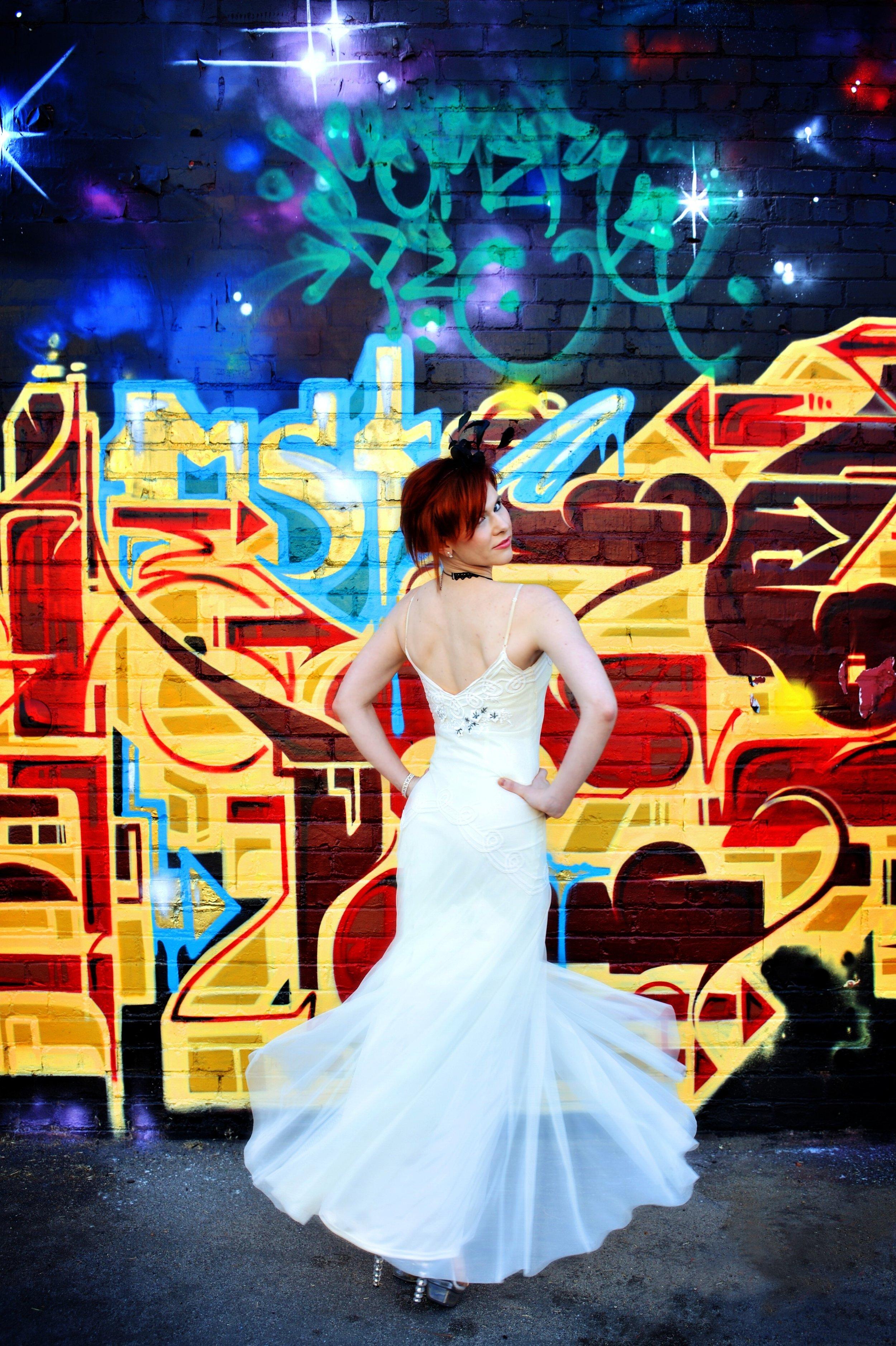 Wedding Fashion  Photographer:  Henry Jalandoni