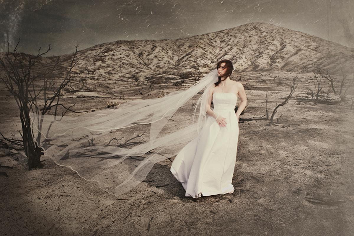 Post-Wedding Depression  Photographer:  Lukas VanDyke  Assistant Photographer: Suzy VanDyke