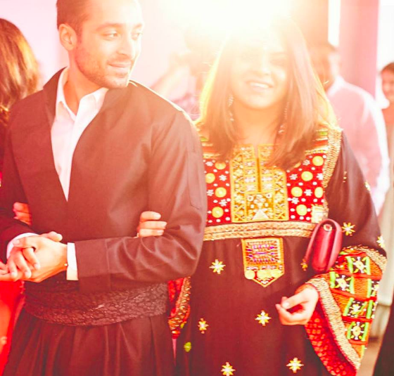 Pakistani Muslim-American