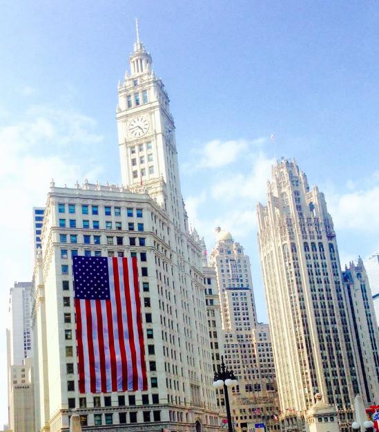 American-Muslim in Chicago