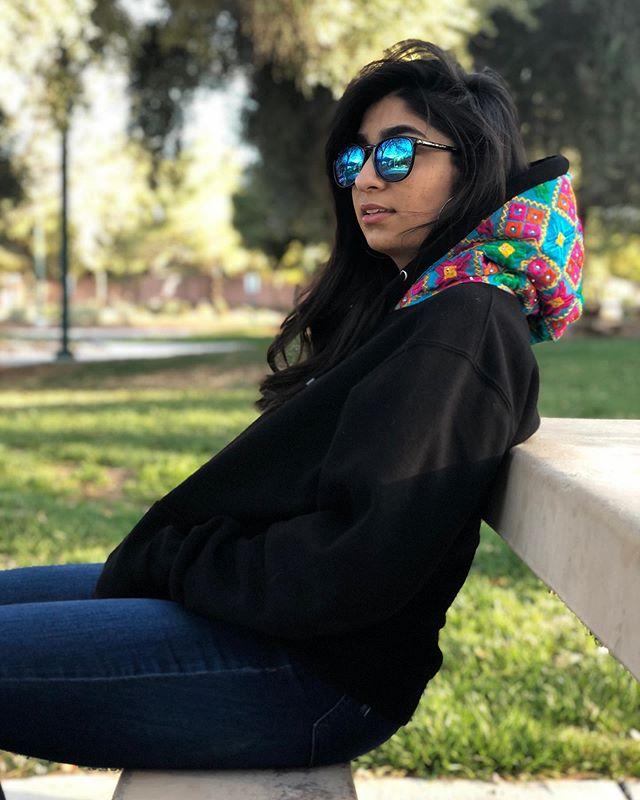 suhenna x @yourownruler . #suhenna #phulkari #hoodie