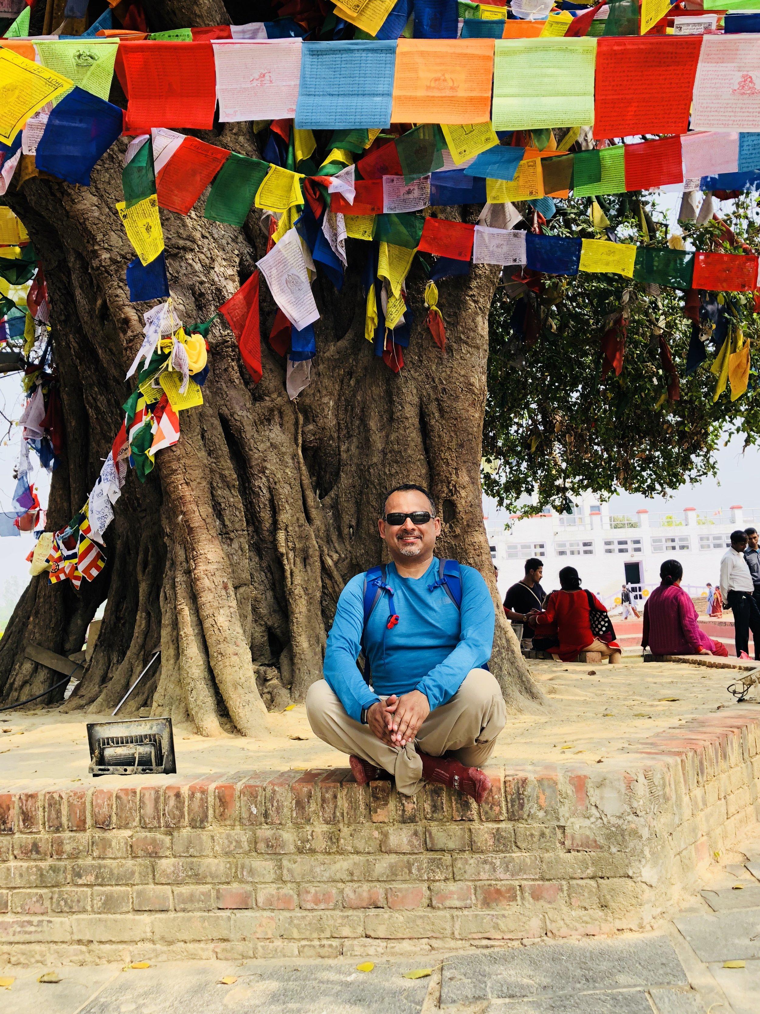 Exploring the birthplace of Buddha: Lumbini, Nepal (2018)