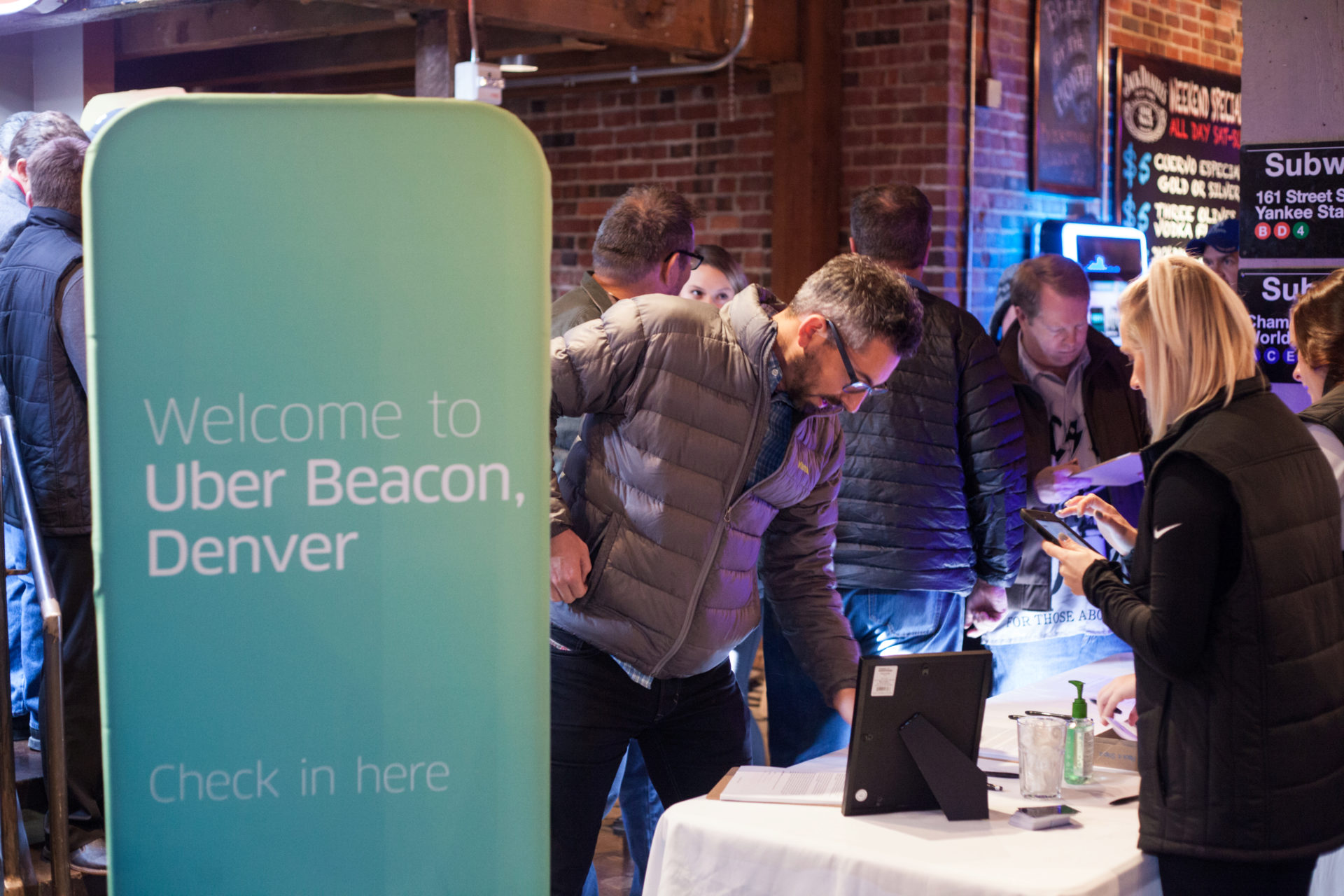Uber Beacon Experiential Marketing Event Photography Agency Brand Photography Brand Videography  Experiential Activations O Hello Media