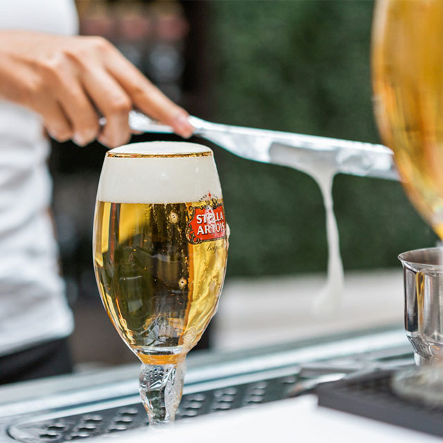 Stella Artois: The Art of the Chalice Series -