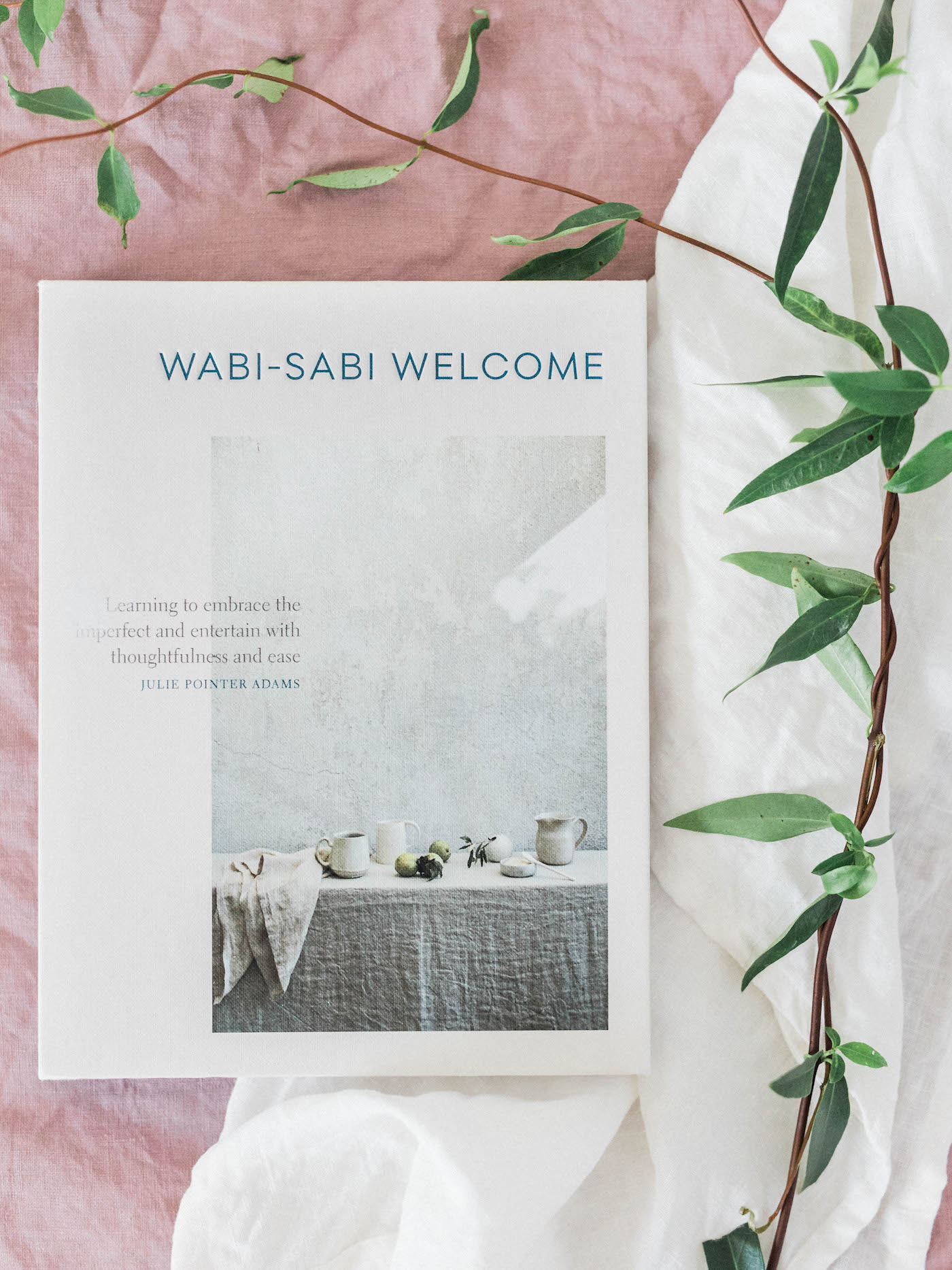 Stylist And Product Photographer - Voyage And Heart - NYC Brand Photographer - Wabi Sabi Welcome by Julie Pointer Adams