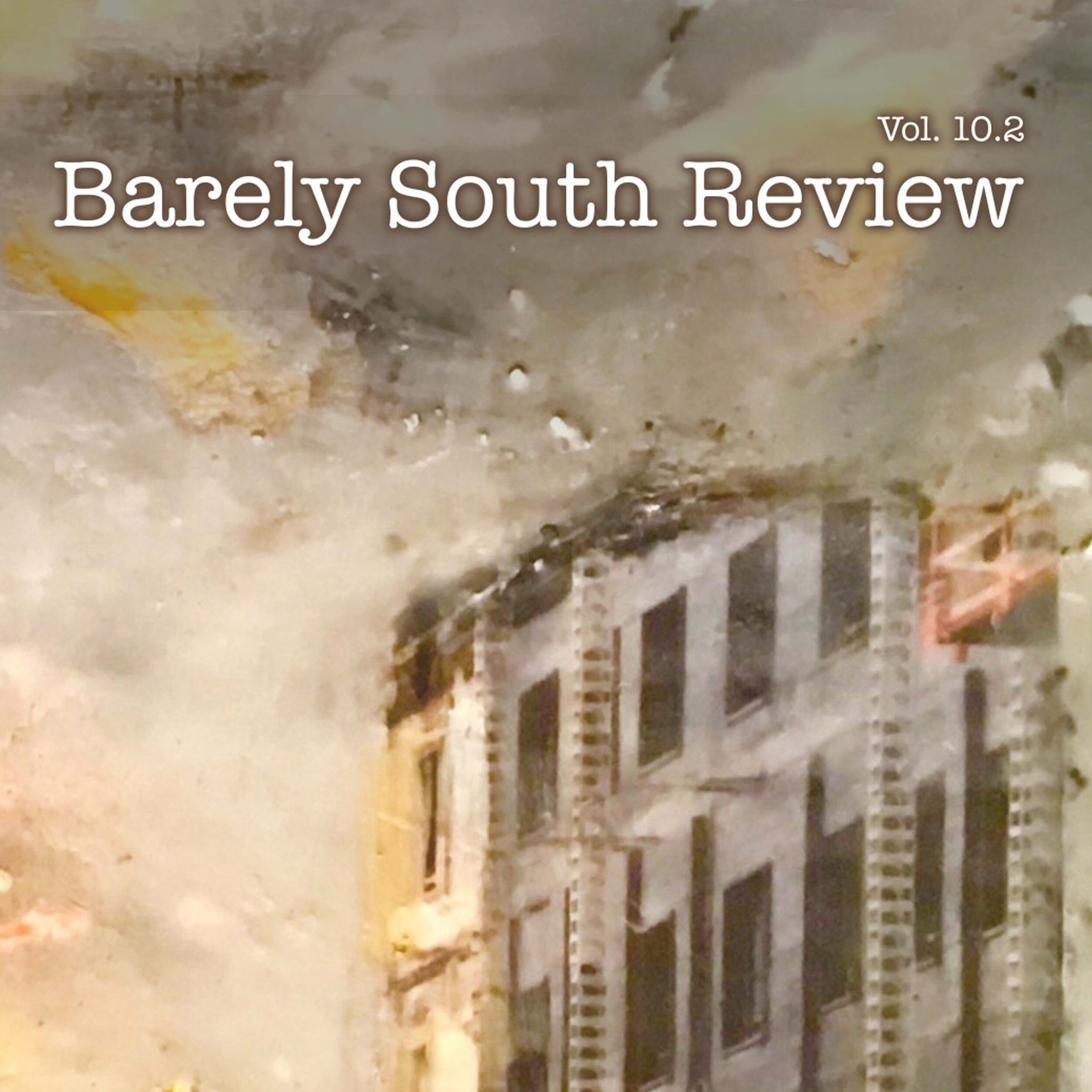 Barely South Review - All Caves Speak…Only the hermit knowshow an apartment movesacross the day…