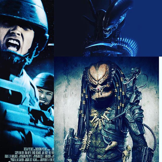 Imagine a FPS mashup of Alien, Predator and Strarship Troopers in the same vein as Destiny. Yeah, Destiny is almost exactly that, but it'd be awesome if it were the actual franchises. I mean, Alien vs. Predator is already a thing, so... Why not just throw Troopers into the mix? Think about it. You could become a pilot, mobile infantry or whatever tf Neil Patrick Harris was (a psychic). Your enemies are (obviously) the bugs on Planet P, Predators, Xenomorphs and maybe some original IP to fill in the gaps. Would be dope! #alien #predatormovie #alienmovie #starshiptroopers #destiny #destiny2 #destinythegame #fps #mmofps