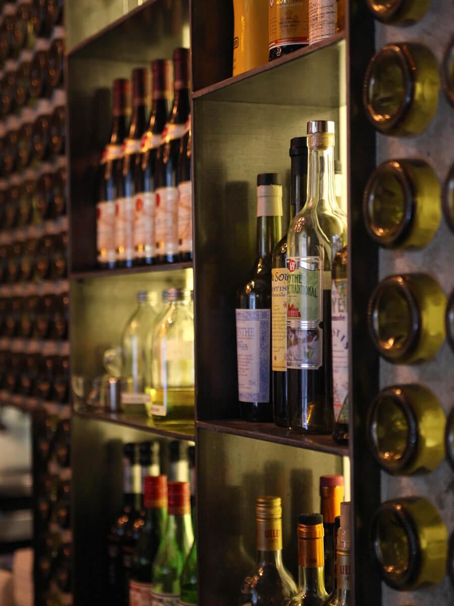 Bar Amphere Website