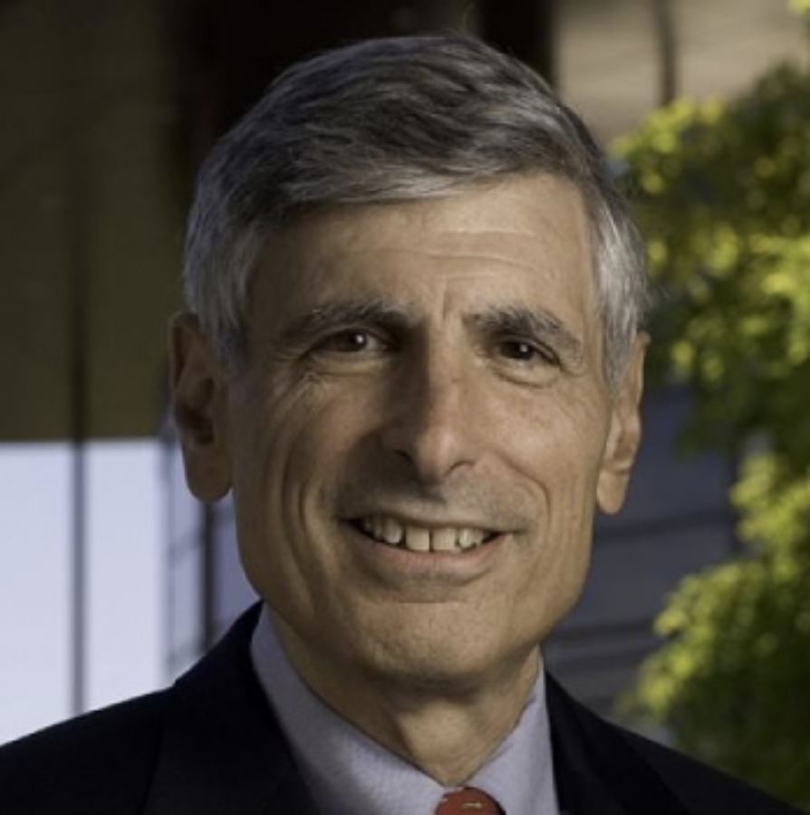 Dr. Phil Pizzo, Professor of Pediatrics and former Dean of the School of Medicine