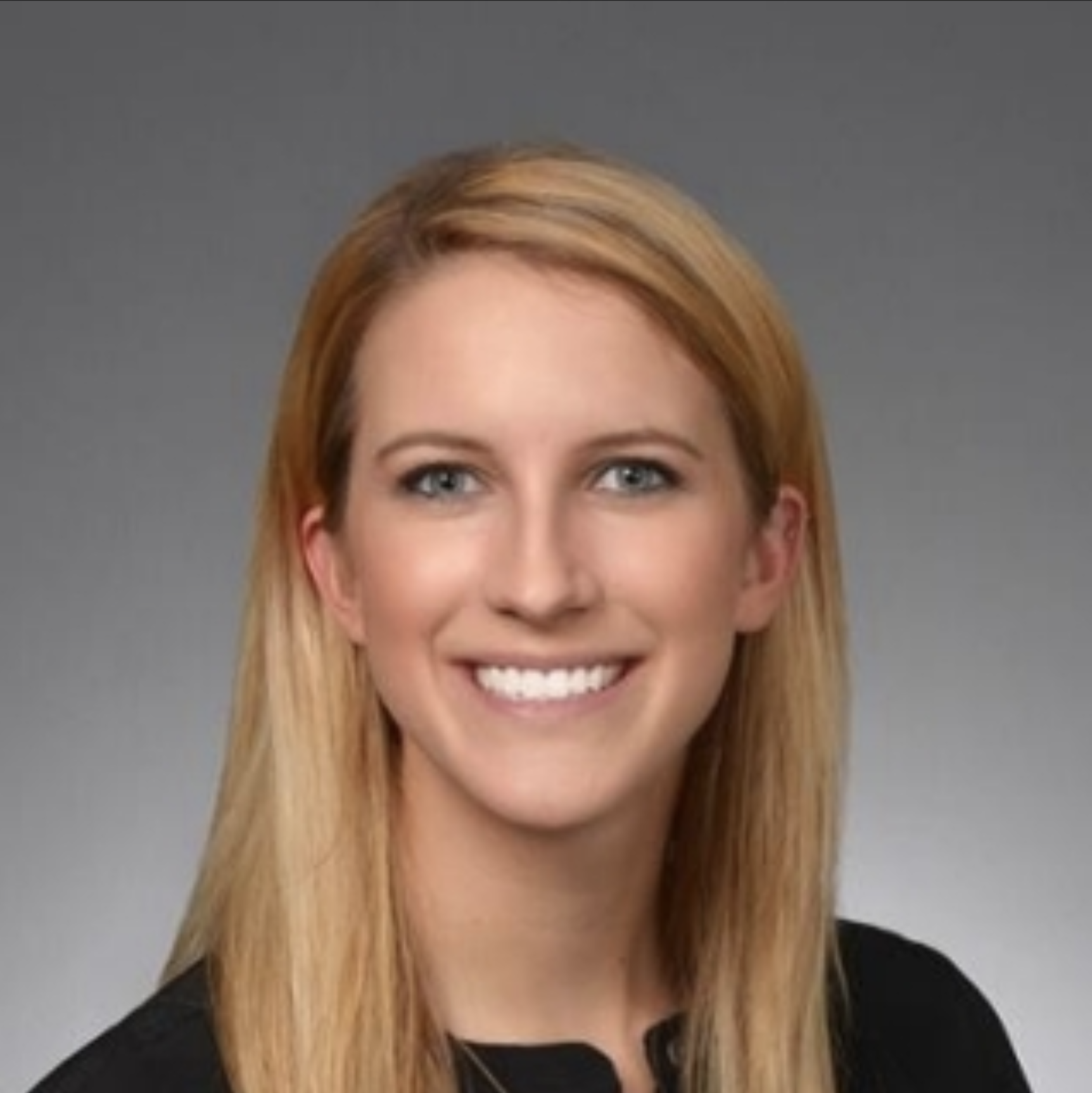 Dr. Amy Rogers, Chief Medicine Resident