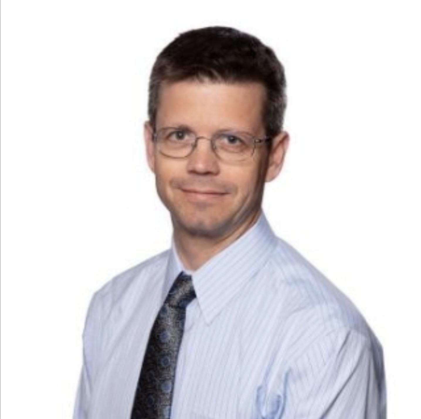 Dr. Alan Schroeder, Clinical Associate Professor of Pediatrics