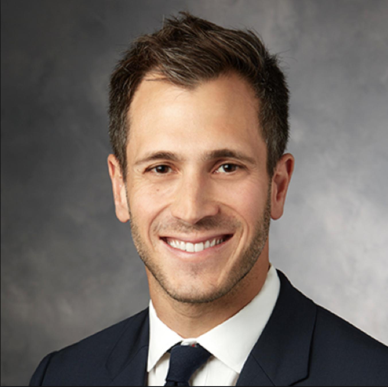 Dr. David Stark, Neurologist, Biomedical Informatician, Assistant Professor of Health System Design, Icahn School of Medicine at Mount Sinai