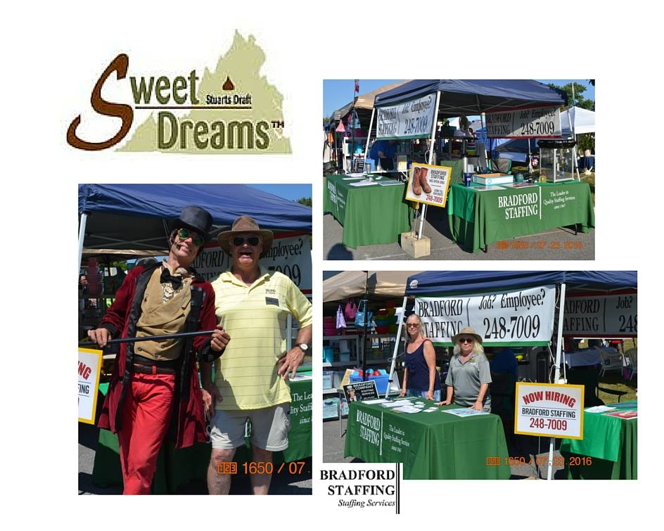 Sweet Dreams - Stuarts Draft and Augusta County hosts a summer festival that includes a Little Debbie look alike contest. We had a great time at the 13th Annual Sweet Dreams Festival! We even got to talk to Willy Wonka!