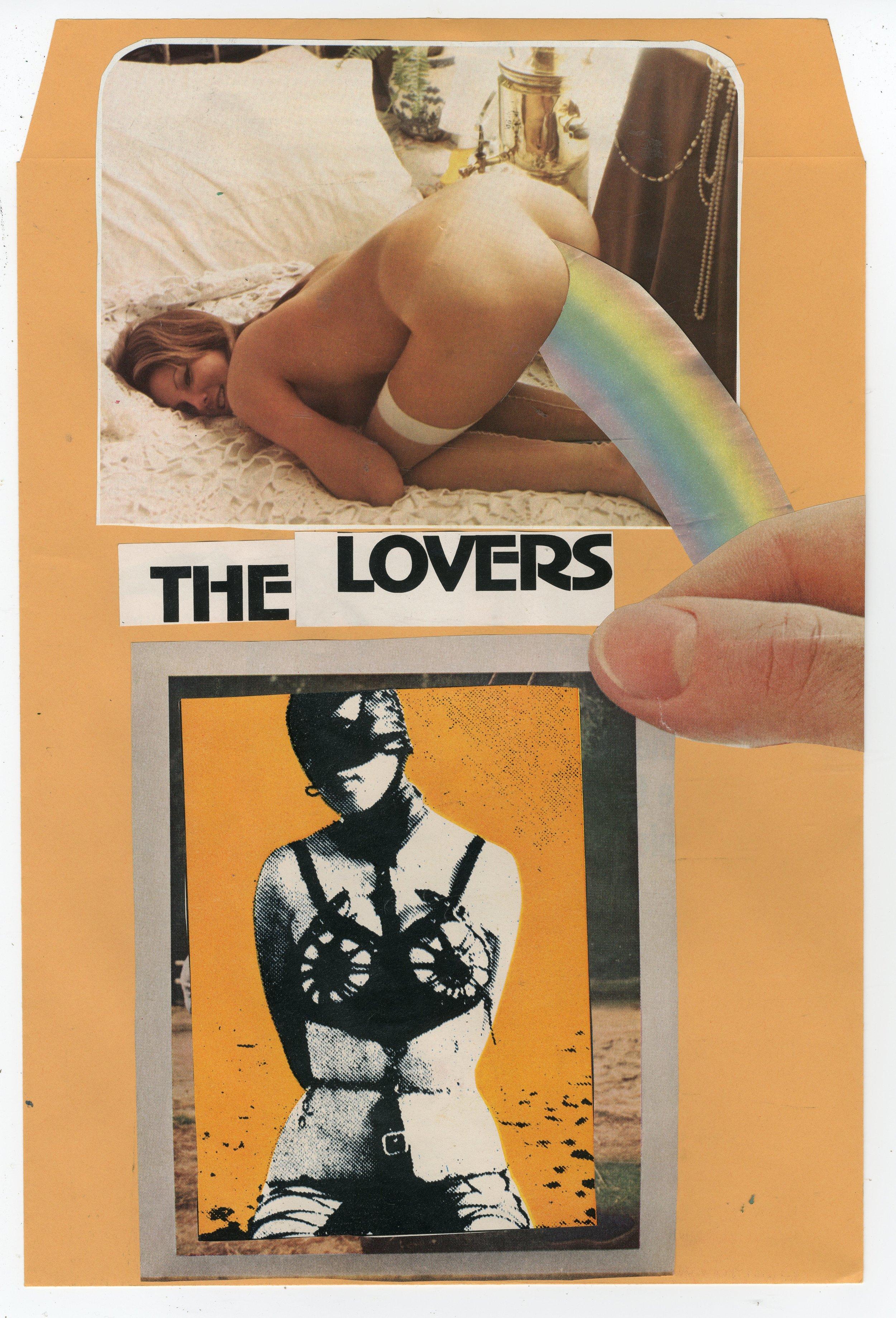 The Lovers, Mixed Media, 9 x 13, 2016.jpg