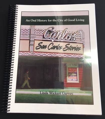 San Carlos Stories –– $20