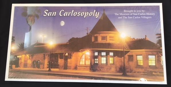 San Carlosopoly Game –– $30