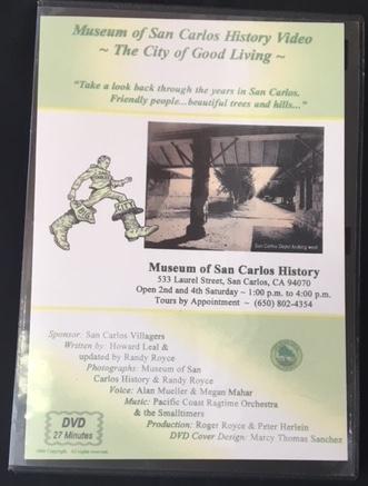 San Carlos DVD –– $15