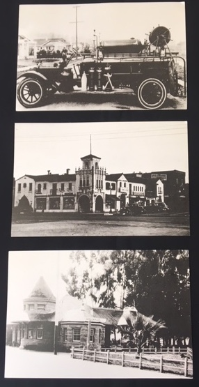 Postcard - Historical Photos (3) –– $1