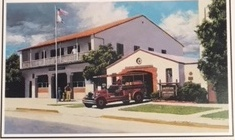 Poster - Fire Station –– $10