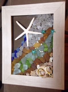 Seaglass Mosaic