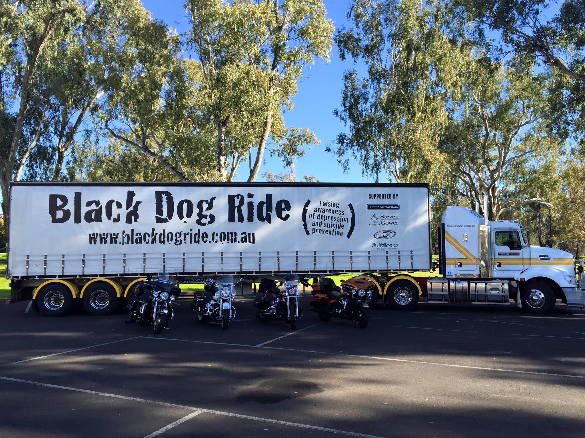 Black Dog Ride