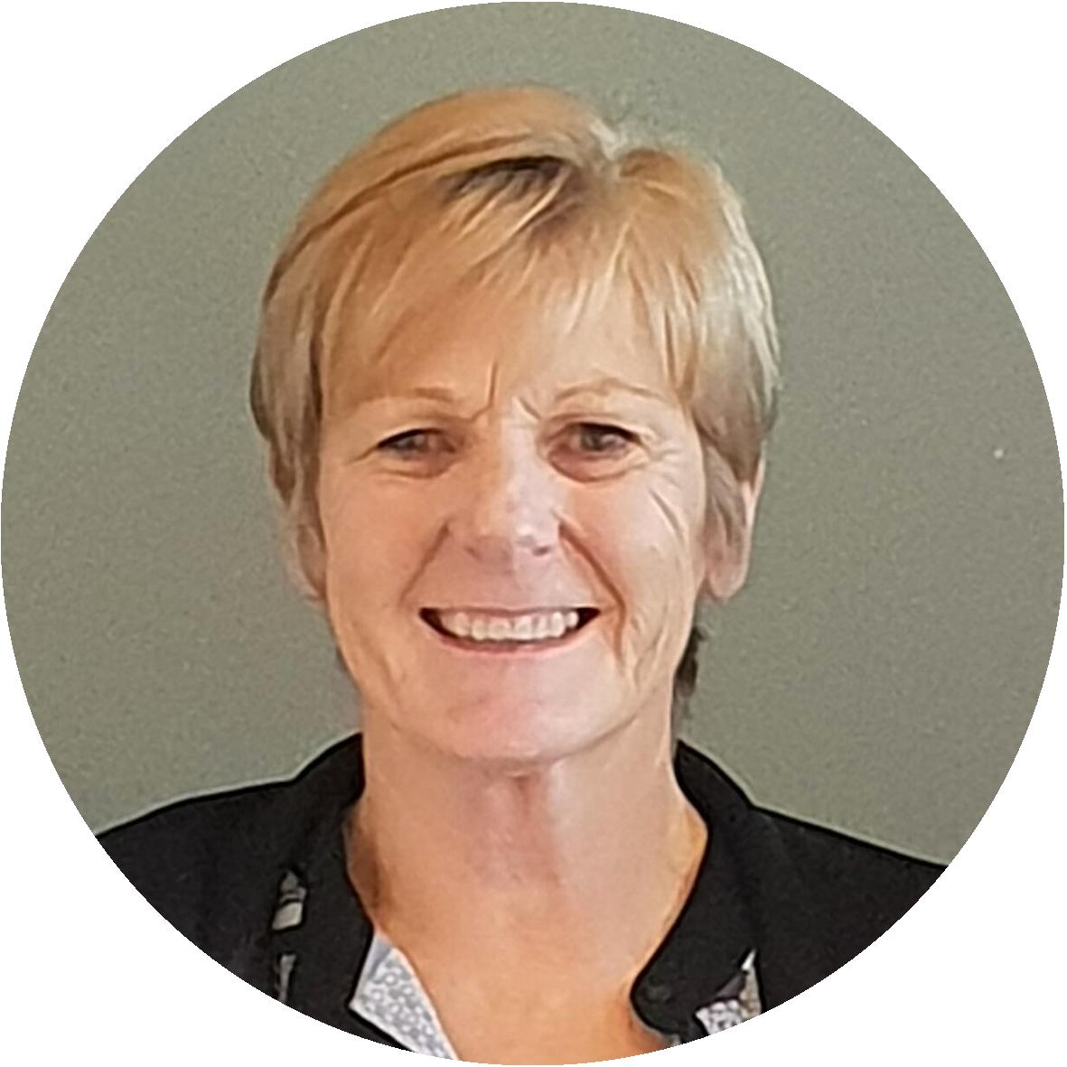 Jo Robinson - Employment Programmes Manager