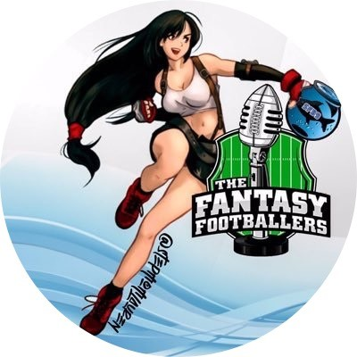 """Love this podcast! Great group of guys with excellent fantasy content! Both insightful and funny, highly recommended."" - Lauren Carpenter, @stepmomlaurenWriter for @theffballers, @fakepigskin, @TFwhisperers. StepmomLauren.com"