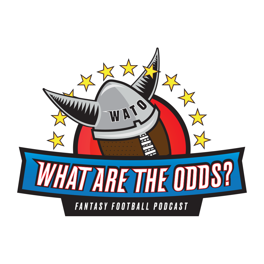 - Welcome to What Are The Odds? Fantasy Football Podcast! Just three best friends since their college football days who want to help you win your league! Follow Matt, Garret, and Nick all season, and let them help you prove that you are better than your friends!Follow us on Twitter and Instagram @WATOFFB