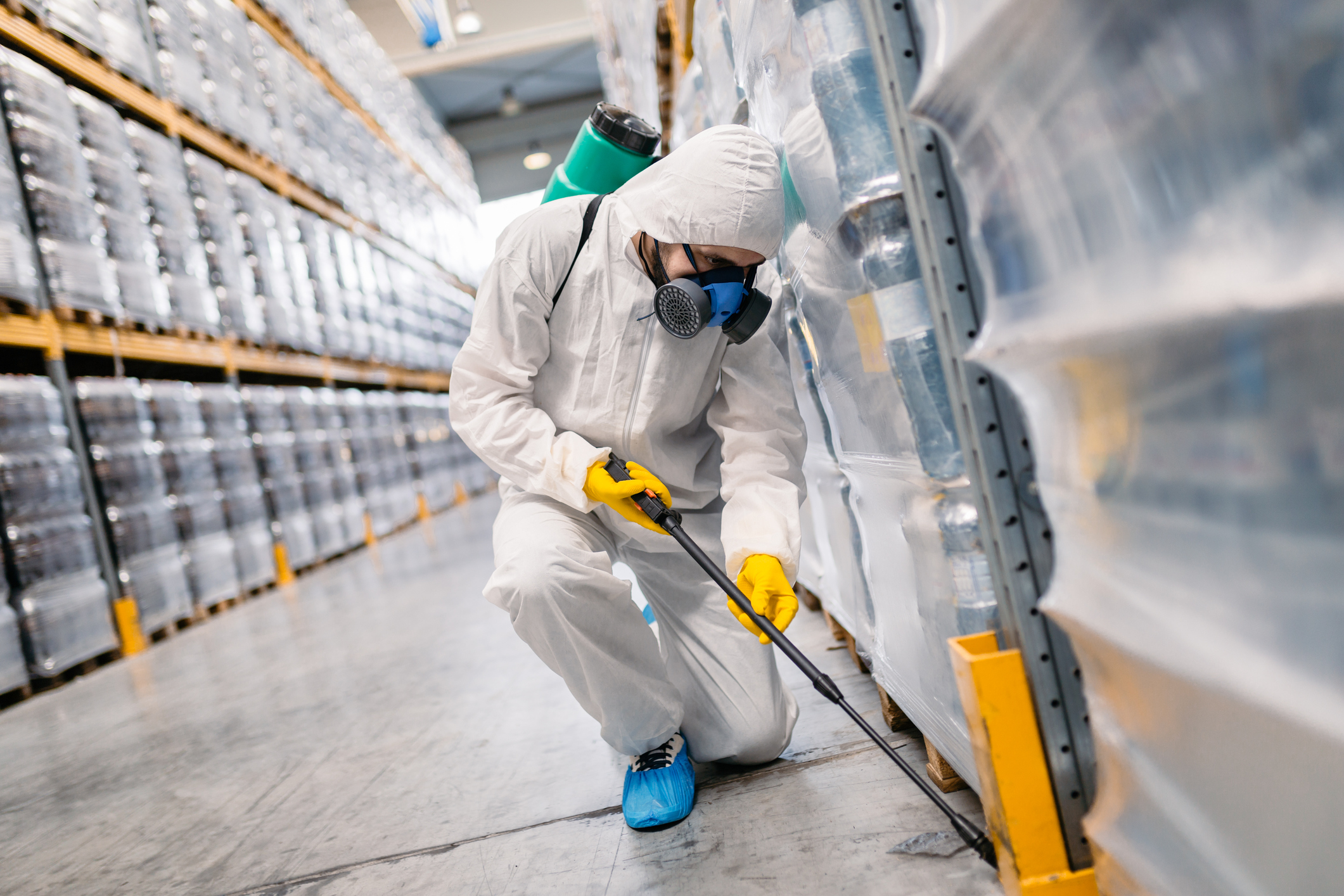 - Commercial Pest Control
