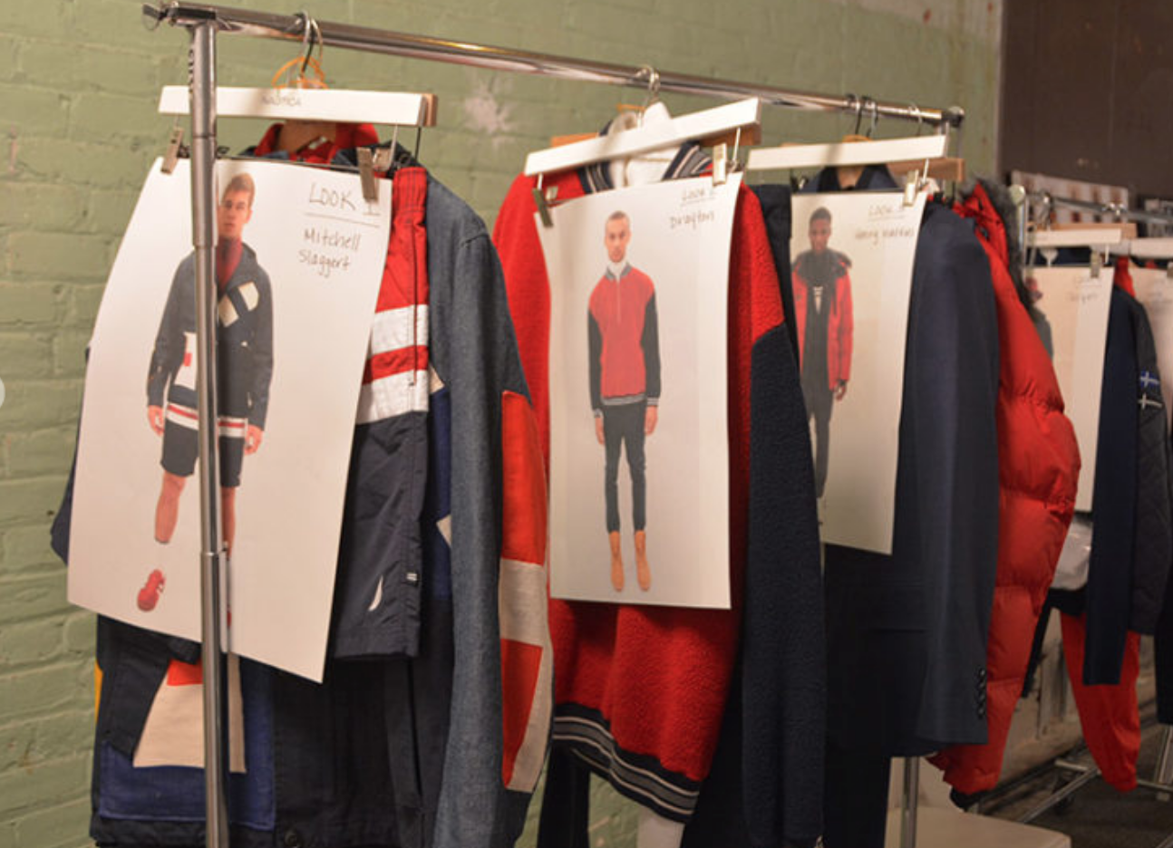 MR MAGAZINE - BACKSTAGE ACCESS: SCENES FROM THE SECOND HALF OF NYFWM