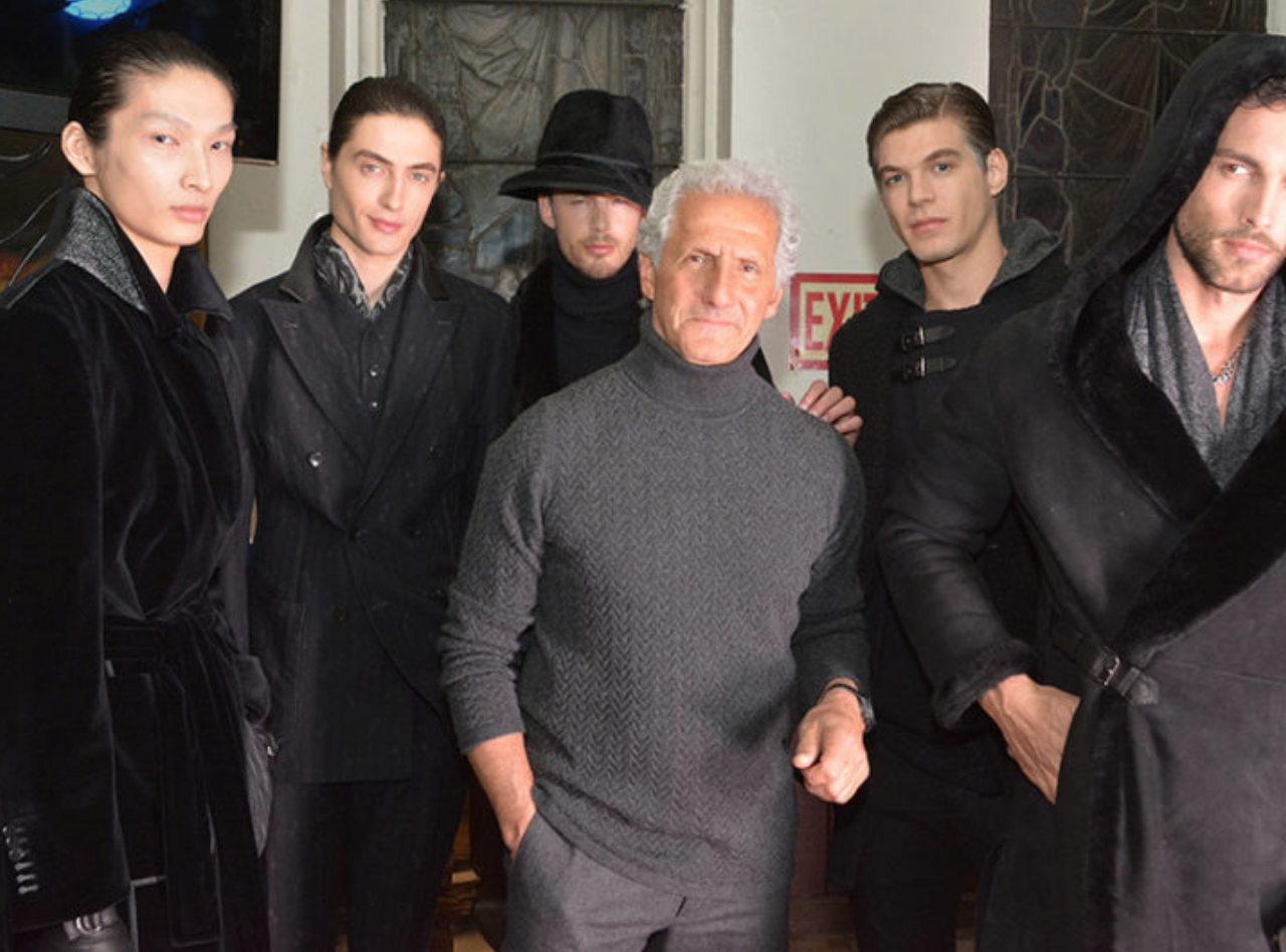 MR MAGAZINE - BACKSTAGE ACCESS: SCENES FROM THE FIRST HALF OF NYFWM