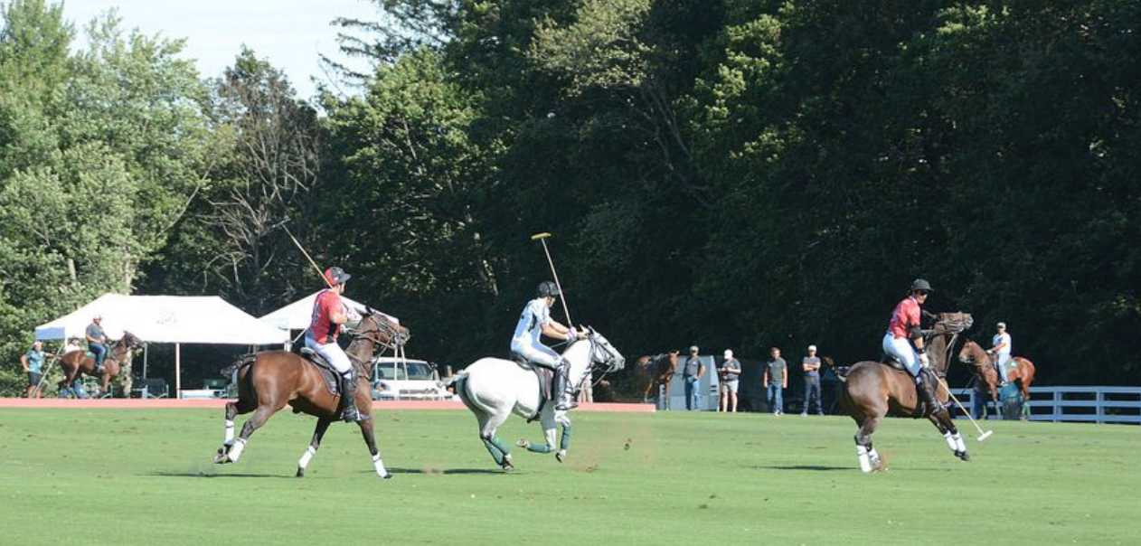 TOWN & COUNTRY - T&C Hosted a Picture-Perfect Afternoon at the East Coast Open Polo Championship