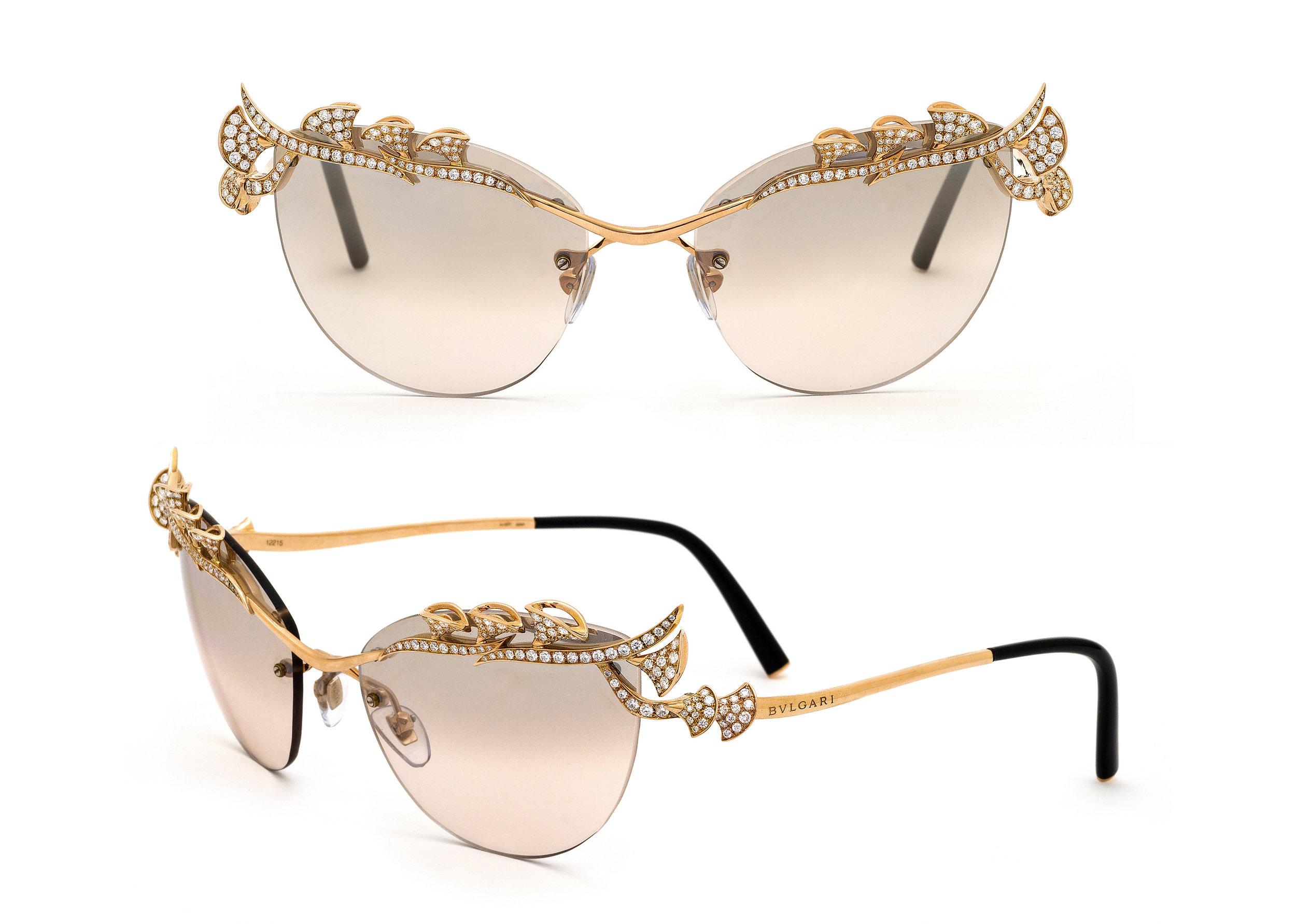 BVLGARI Pink & Diamond sunglasses by Andrew Werner .jpg