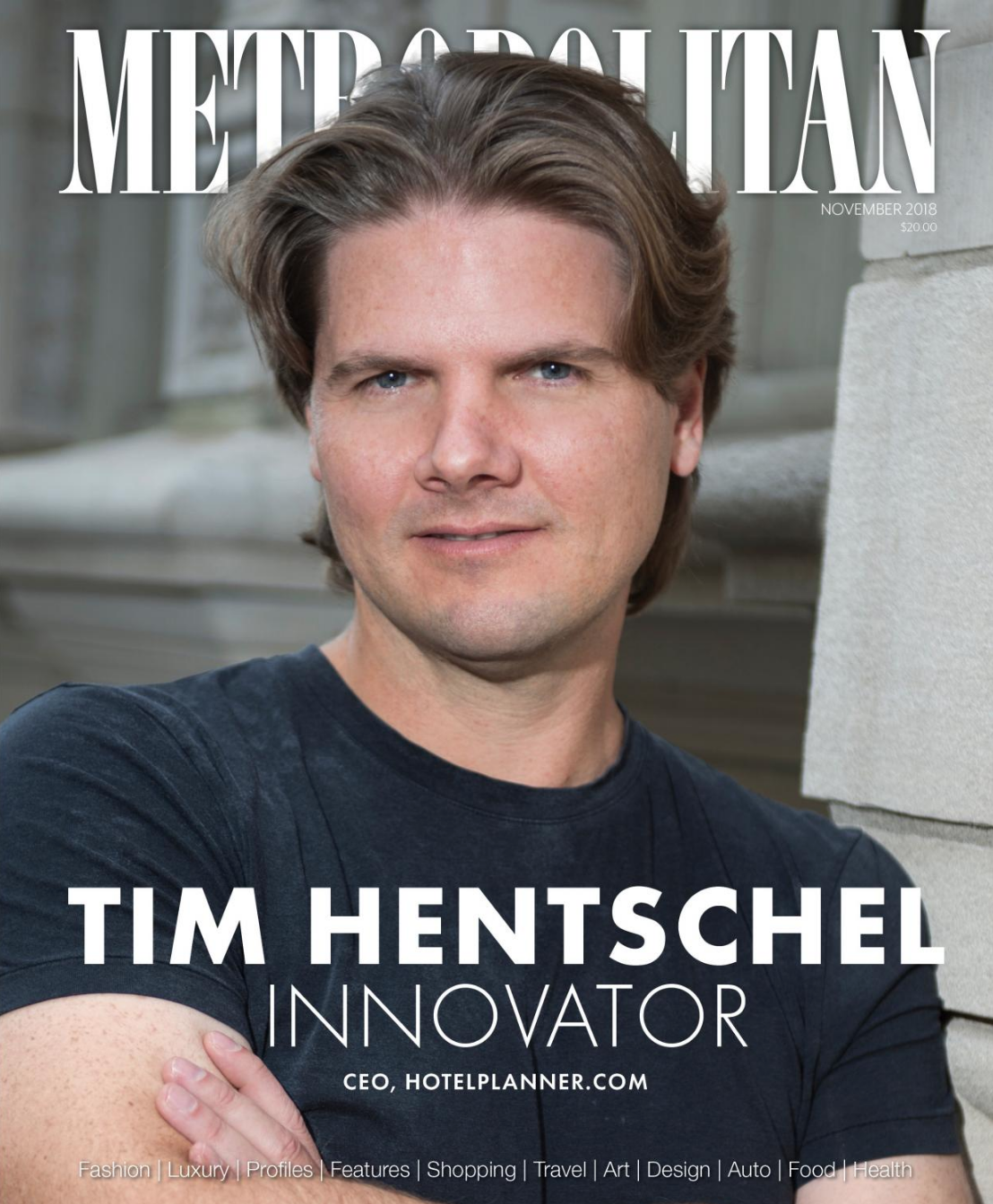 Metropolitan Magazine - November 2018 ft. Tim Hentschel by photographer Andrew Werner.png