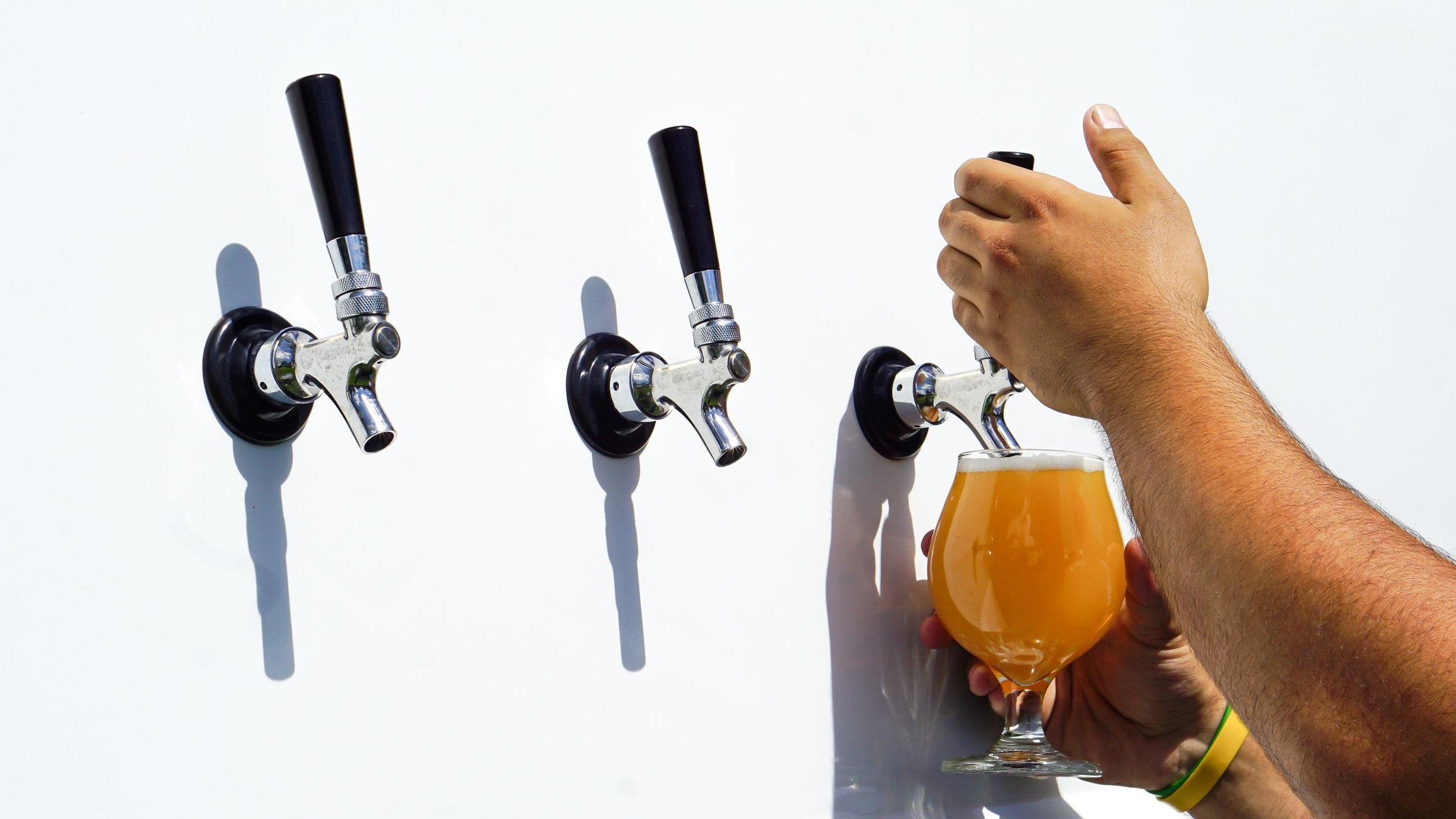 Craft Beer. Craft Cocktails. Vintage Trucks. -