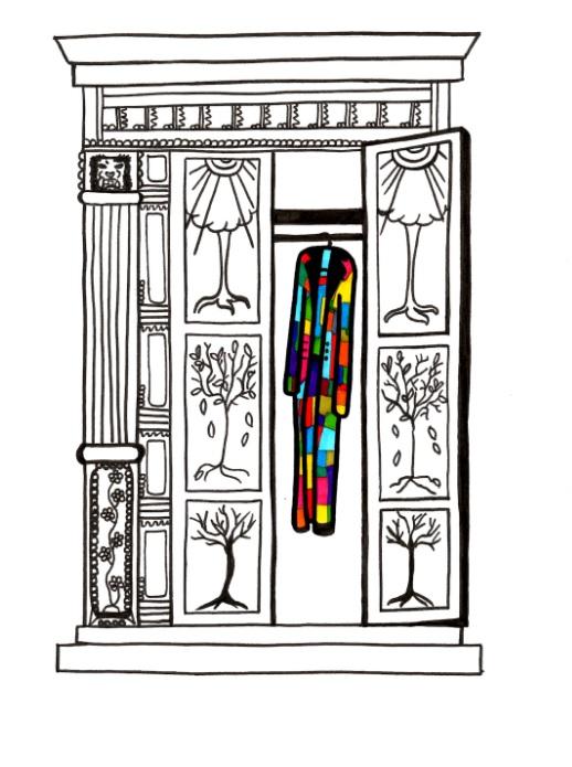Narnia Illustration