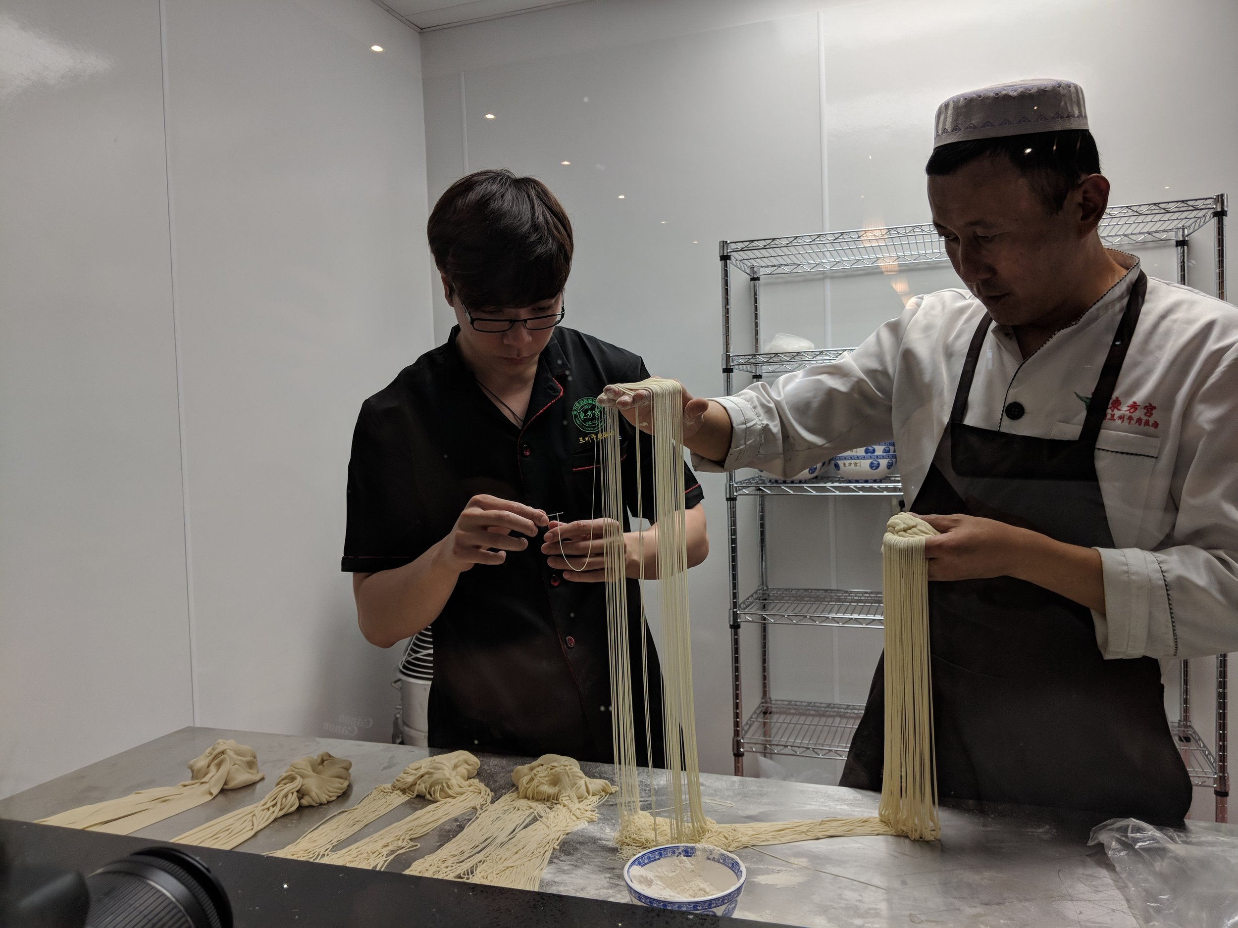 hand pulled noodles omni palace north york