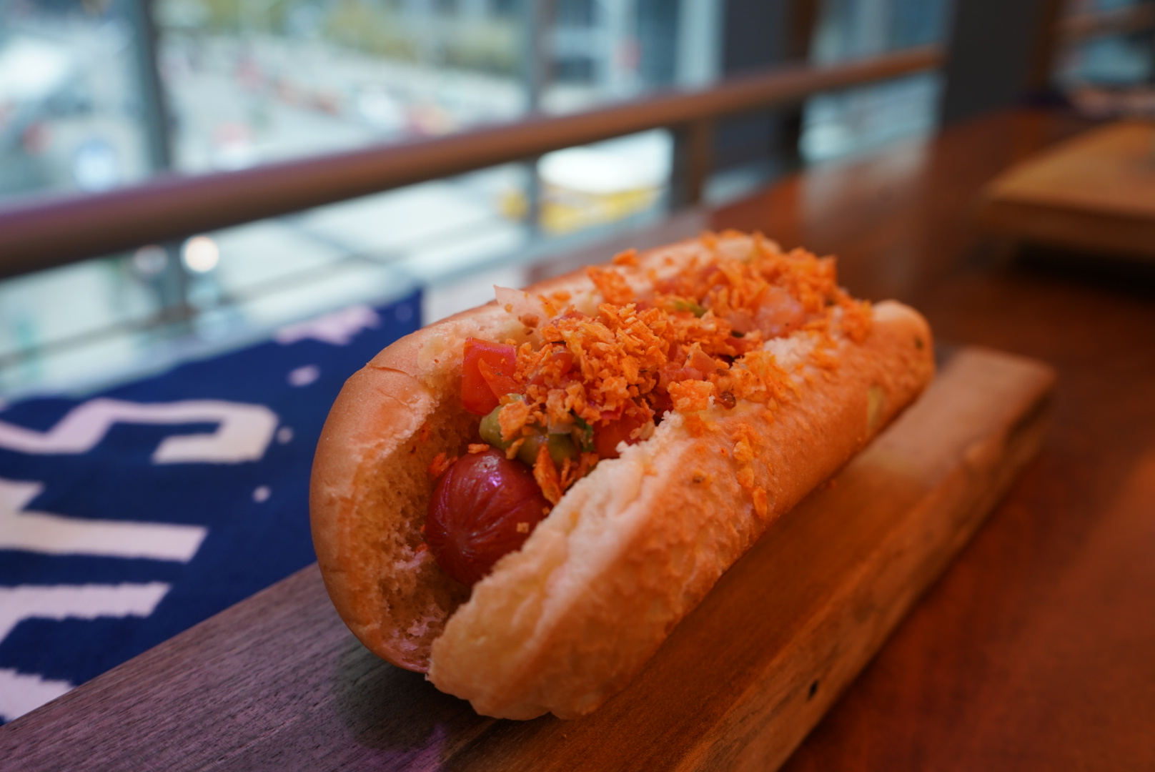 Doritos Dog from Hogtown