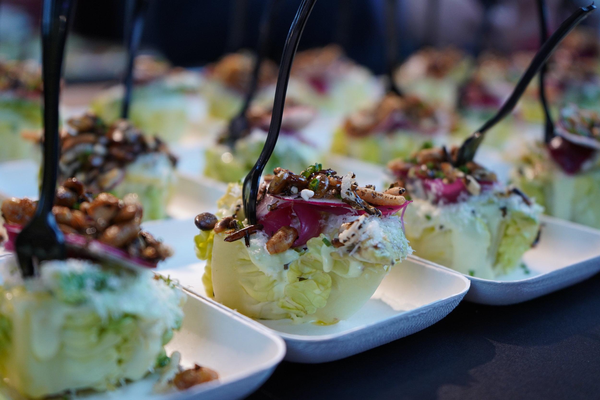 aloette salad air canada top 10 toronto