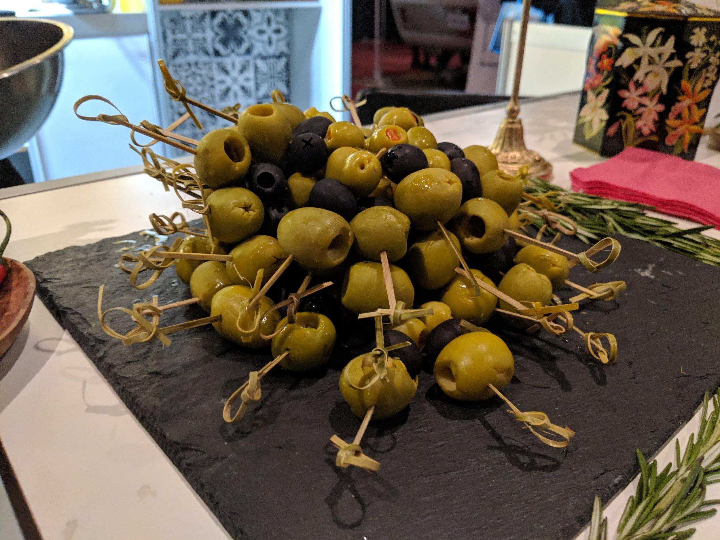 olive varieties from spain toronto