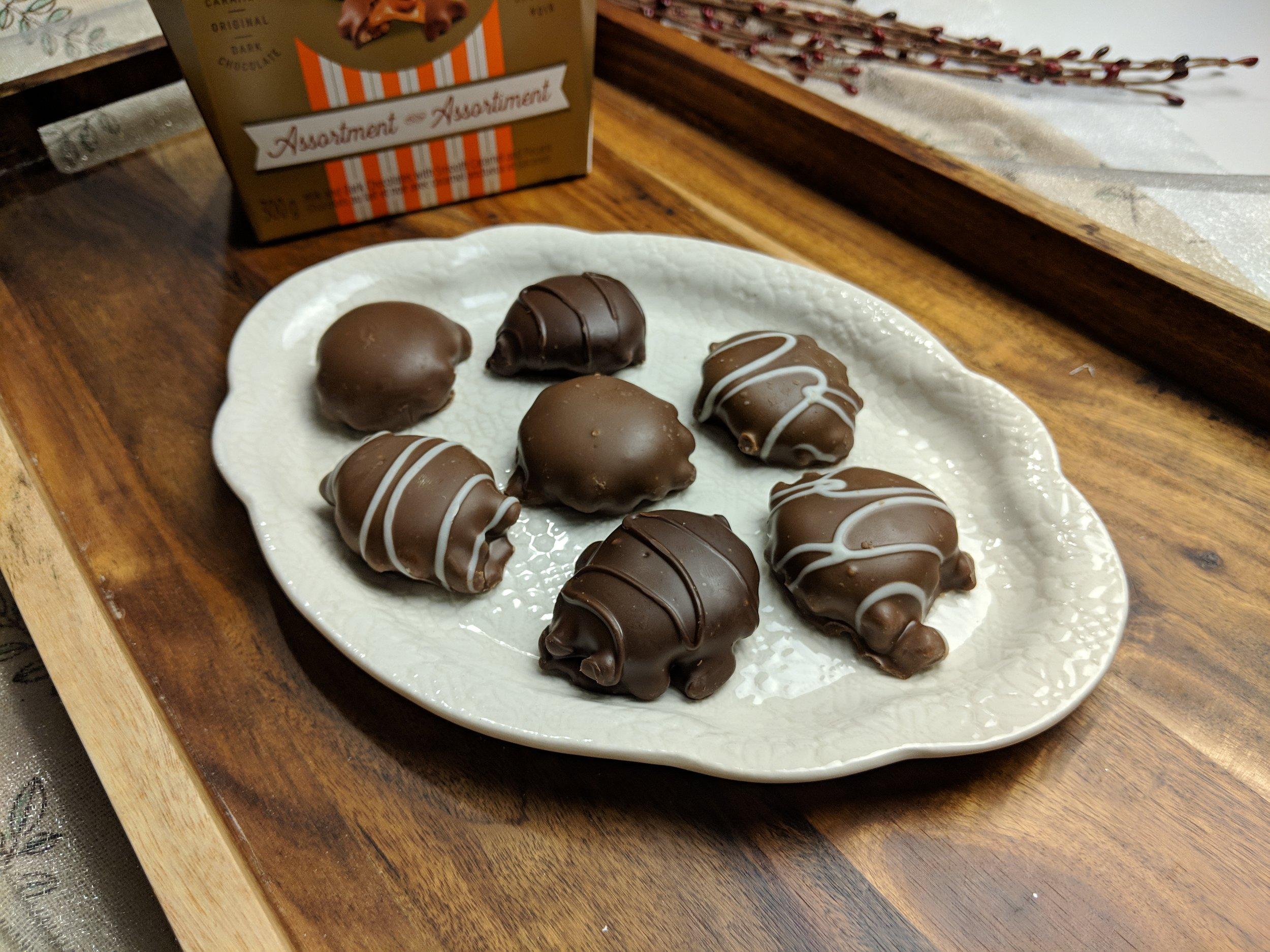 turtles chocolate flavours dark chocolate salted caramel original