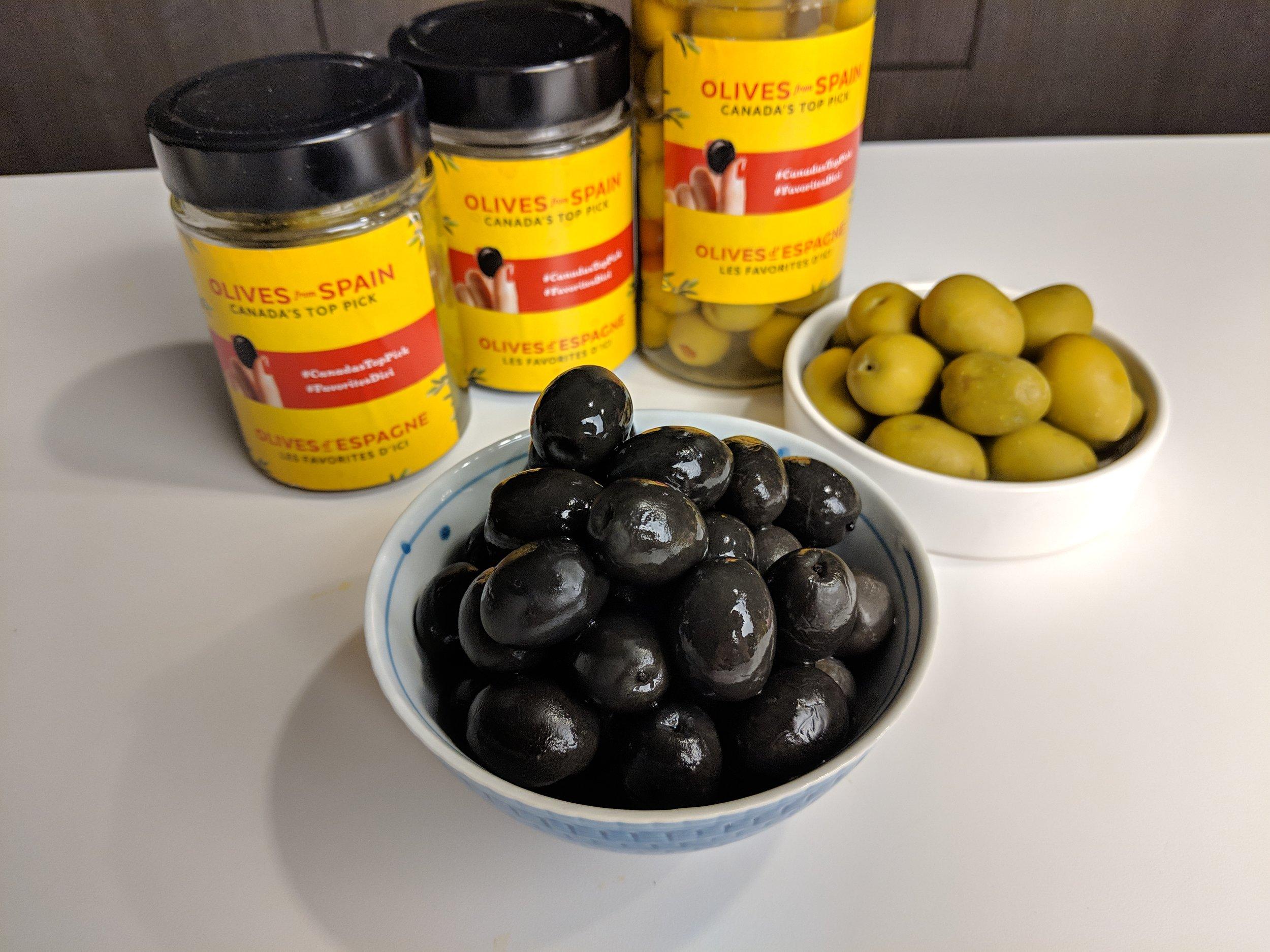 hojiblanca gordal olives spain