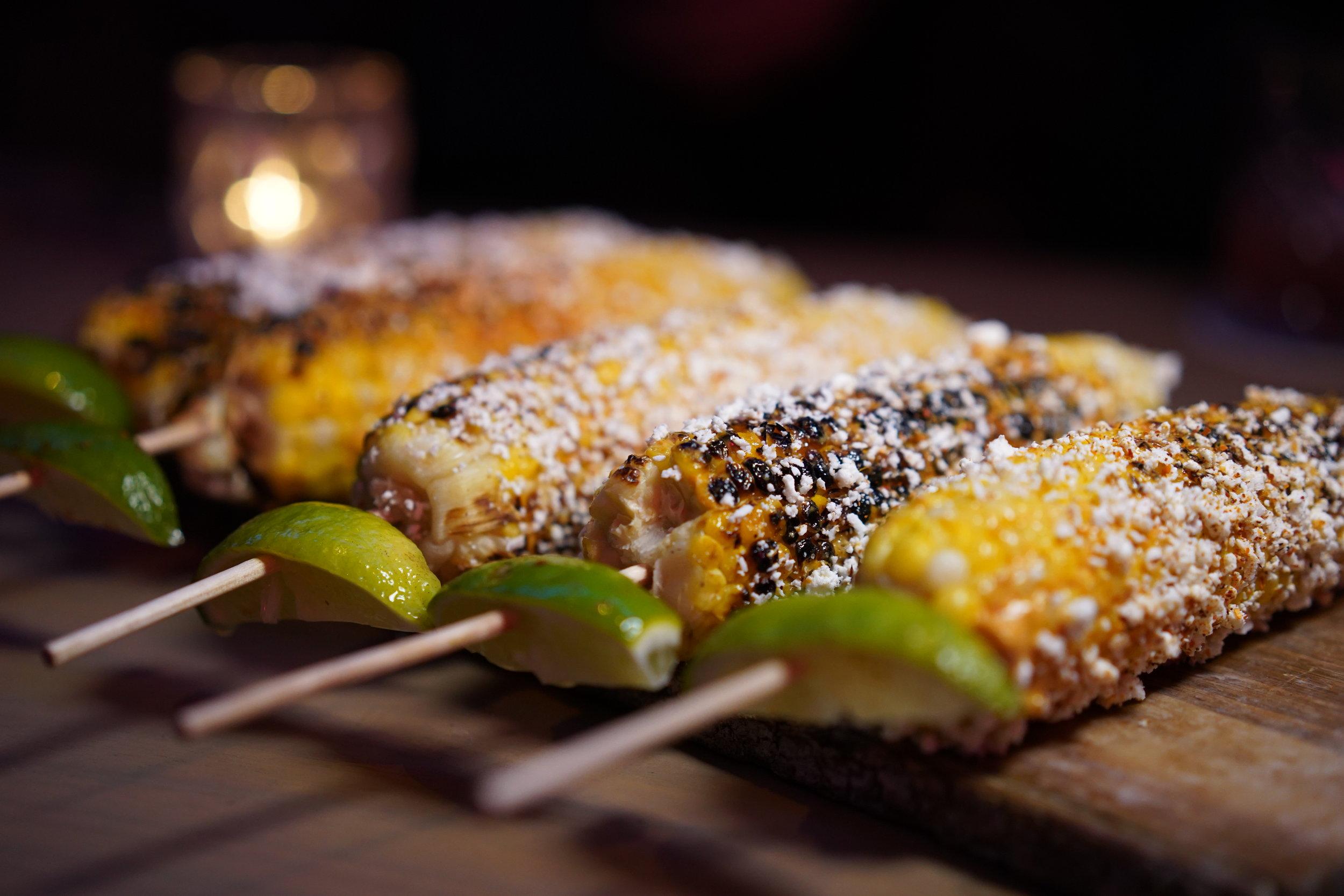 carlotta bar toronto mexican street corn