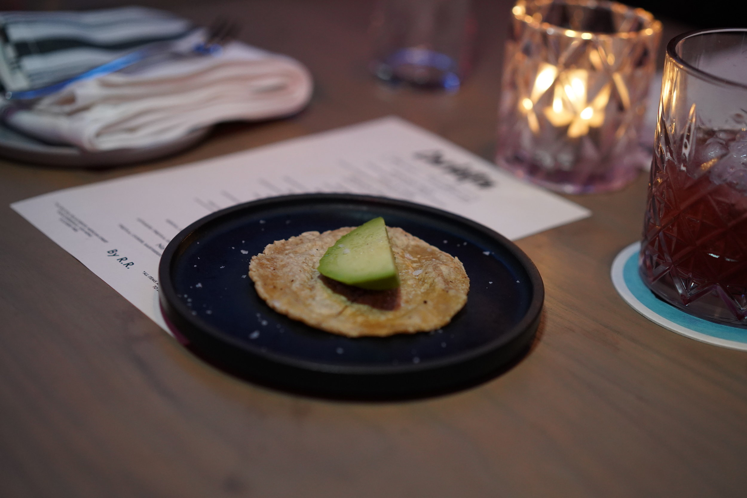 avocado taco carlotta bar simple