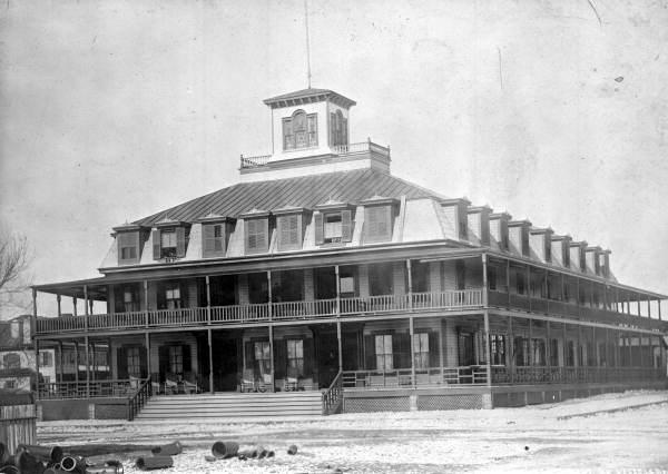 The Gibson Inn, 1918